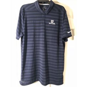Butler Bulldogs Dri-Fit Polo Shirt Size Large